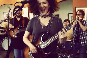 Lily Vakili Band